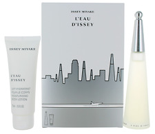 L'eau D'issey by issey Miyake For Women SET: EDT 1.6oz + Body Lotion 2.5oz New