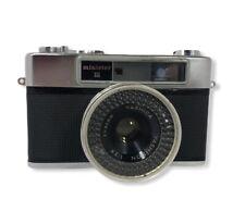 Yashica Minister Iii Rangefinder 35mm Film Camera f2.8 Lens Clean
