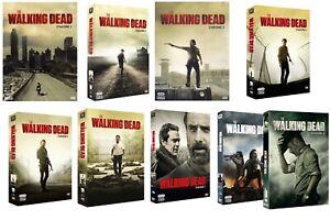 The Walking Dead - Stagioni 1 - 9 (40 DVD) - ITALIANI ORIGINALI SIGILLATI -