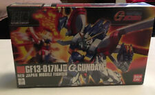NEW BANDAI HGFC 1/144 GF13-017NJII GOD GUNDAM Plastic Model Kit F/S