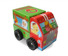 SMALL HANDS LORRY SET BOOK NEW
