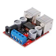 DC-DC Vehicle Charging Module 8V-35V to 5V 8A 4 Port USB Output Mobile Charger