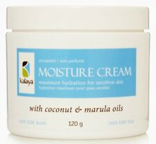 Kalaya Moisture Cream w Coconut & Marula Oil 4 oz. New Sealed