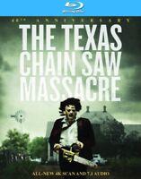 The Texas Chain Saw Massacre [New Blu-ray] Anniversary Edition