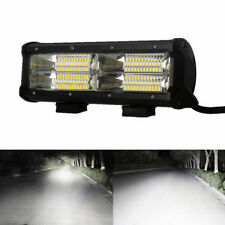 7Inch 144W LED Work Light Bar Flood Spot Combo Driving Lamp SUV ATV Off-Road