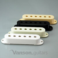 NEW 3 x Vanson Single Coil Pickup Covers for Vintage® Strats®* 50mm or 52mm