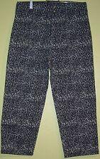 21) Nekische Leoparden Damen 3/4 Stretch Jeans Gr. L der Firma Nanda S.