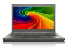 Lenovo ThinkPad T440 Intel i5 4300U 8GB 256GB SSD Webcam 1600x900 BT Windows 10