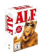 ALF SERIE COMPLETA DVD 1 2 3 4 COLECCION COMPLETA NUEVO ( SIN ABRIR ) ESPAÑOL //