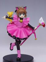 Card Captor Sakura Kinomoto Special PVC Figure Lovely Kitten FuRyu Japan Kawaii