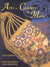 NEW Arts et cultures du Maroc. Un jardin d'objets by Marie-Rose Rabat
