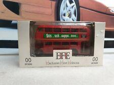 EFE / GILBOW - LONDON TRANSPORT DOUBLEDECK - 1/76 SCALE MODEL / 00 GAUGE E10104