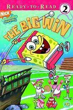 The Big Win (Turtleback School & Library Binding Edition) (Nick Spongebob Square