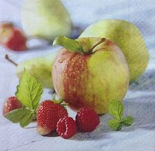 EasyLife Fruit Design 3 Ply Paper Napkins (Pack of 20)