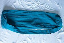 'Yogamatters' Zip-Up Yoga Mat Bag in Ocean Green