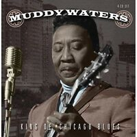 MUDDY WATERS - KING OF CHICAGO BLUES 4 CD NEU
