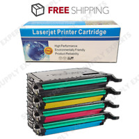 4-Pk CLT-K508L Toner Set for Samsung CLP-620nd 620 670nd CLX 6220fx 6250fx 6220