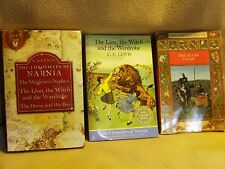 The Chronicles of Narnia:    plus 2 other C.S.Lewis books    1990/2006