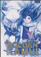 GOLDEN KAMUI tome 2 Satoru Noda MANGA seinen en français