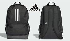 Adidas versátil mochila Negro 3 Raya Tiro Bolsa De Entrenamiento Gimnasio Escuela Regalo De Navidad