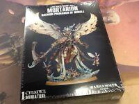 40K Warhammer Death Guard Mortarion Daemon Primarch of Nurgle NIB