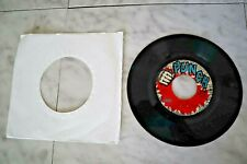 Vintage 1972 BOB MARLEY & THE WAILERS Face Man / Screw Face PUNCH Vinyl (England