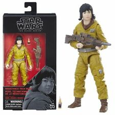 Star Wars The Black Series Resistance Tech Rose Tico 6-Inch Action Figure