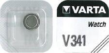Varta V341 341 SR714 SW Batteria Silver Oxide 1,55V  Bottone per Orologi