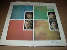 """WIRE TRAIN i'll do you ( rock ) - 7"""" / 45 - picture sleeve -"""