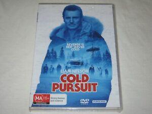 Cold Pursuit - Liam Neeson - Brand New & Sealed - Region 4 - DVD