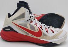 Nike Hyperdunk 2014 Basketball Trainers USA White/Red/Blue 653640-164 UK8/US9