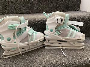 adjustable ice skates (kids) Size UK 1-4 Junior