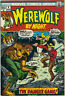 Werewolf by Night #4 VF 8.0 (Marvel, March 1973) Mike Ploog art BV $31