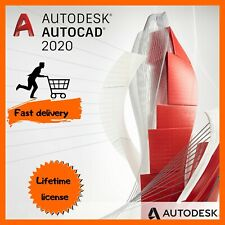 Autodesk AutoCad 2020✅ Full Version for windows 64bit.✅ Fast delivery.