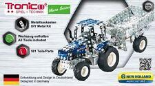 New Holland T5.115 Tractir - Micro Series 1:64