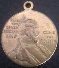 ✚2690✚ German Prussian Emperor Wilhelm Medal 1897 MINIATURE