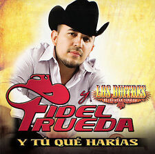 Fidel Rueda y Tu que harias CD New Nuevo Sealed