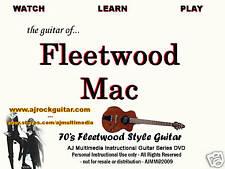 Custom Guitar Lessons, Learn Fleetwood Mac - Dvd Video