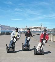 Fun Guided San Francisco Segway Tour - New i2 Fleet