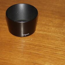 tamron C6FH LENS HOOD bayonet fit probably for TELEPHOTO LENS