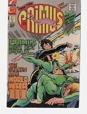 PRIMUS 7  70S TV SERIES  CHARLTON ADVENTURE  COMICS