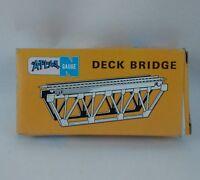 Atlas N Gauge Train Deck Bridge 2547 New
