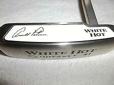 BRAND NEW ODYSSEY WHITE HOT #1 PUTTER WITH ARNOLD PALMER SIGNATURE