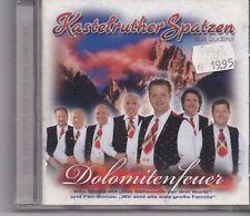 Kastelruther Spatzen-Dolomitenfeuer cd album