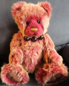 Charlie Bears Taomi   Plush Collection