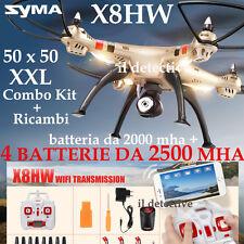 Drone Syma X8 HW Realtime FPV WiFi