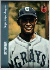 2020 Dreams Fulfilled Negro Leagues Legends - Pick A Card