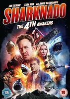Sharknado 4 [DVD][Region 2]