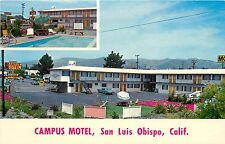 Unposted Chrome PC Campus Motel, San Luis Obispo CA, US Hwy 101 & CA Hwy 1