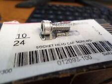 10/24 X ½ SOCKET HEAD CAP SCREWS